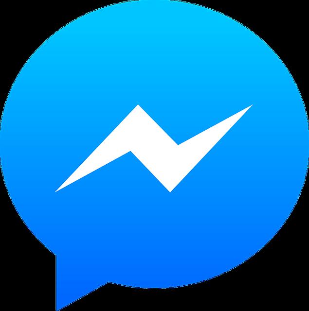 Logo de Messenger