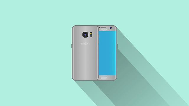 un telephone Samsung